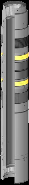 Hydraulic Permapak Packer